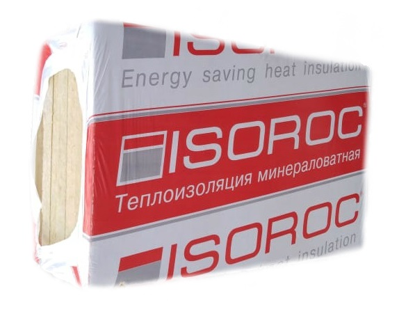Плиты Изофлор толщина 50 мм