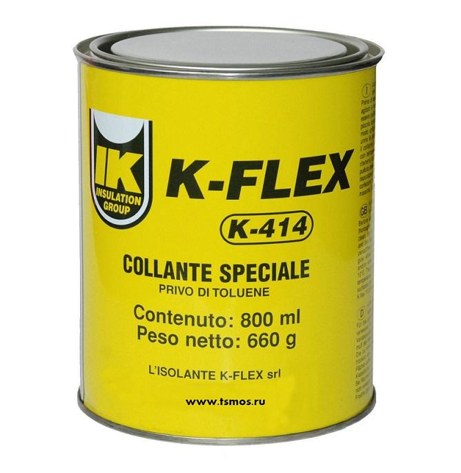 Клей K-FLEX 414 объем 0,8 литра (800 мл)