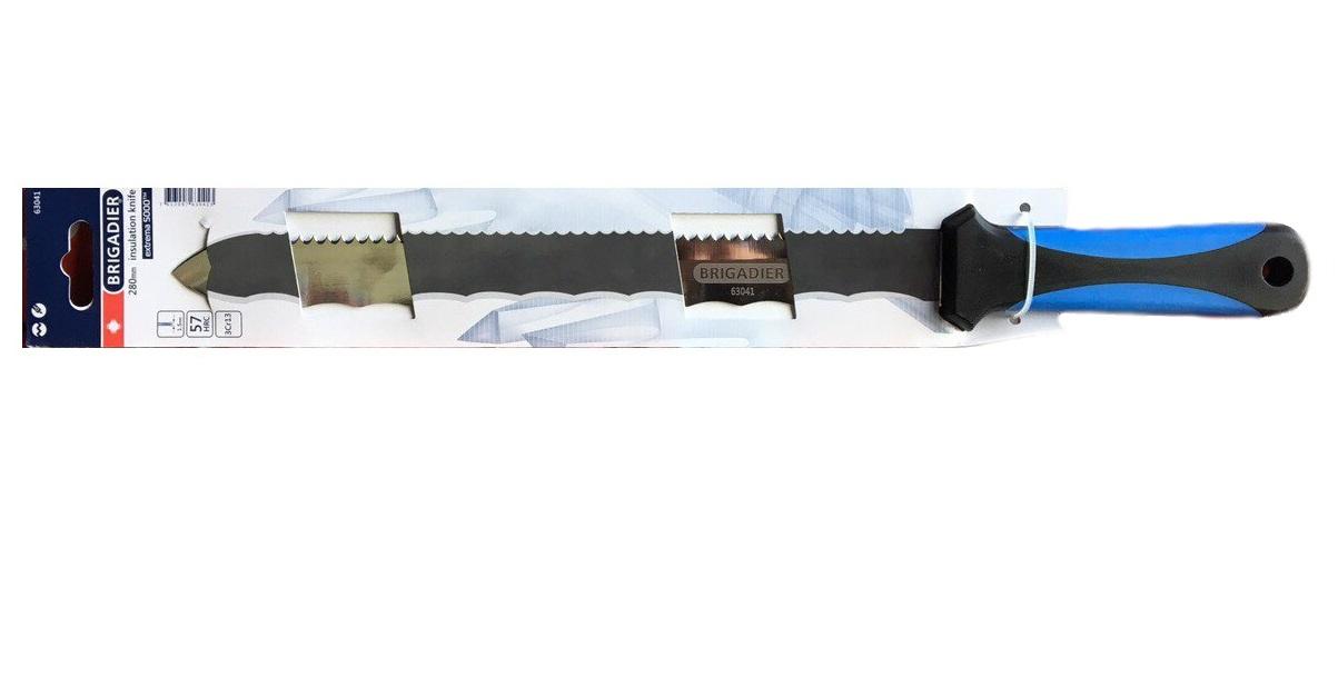 Нож монтажный для изоляции