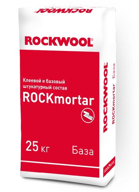 ROCKmortar армирующая шпаклевка